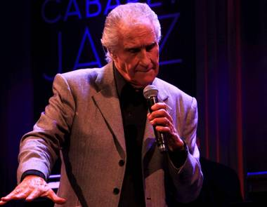 Bill Medley of The Righteous Brothers performs during the Composers Showcase at Cabaret Jazz on Wednesday, May 25, 2016, in the Smith Center for the Performing Arts.
