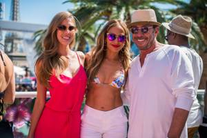 2016 MDW: J.Lo Hosts at Drai's