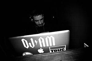 Adam Michael Goldstein, aka DJ AM