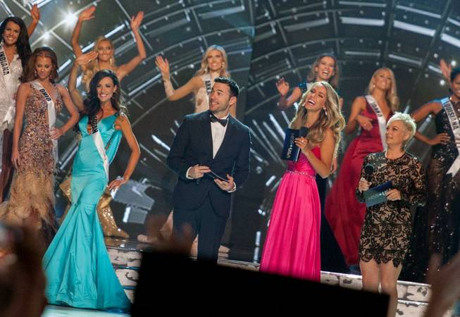 2016 Miss USA Pageant: Preliminaries