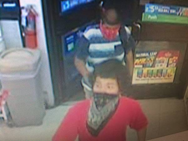 Police Seek Suspects In Robbery And Shooting Near Sahara