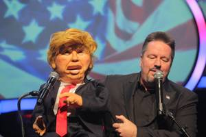 All The Vegas Podcast: Mirage headliner Terry Fator - Las