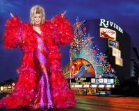 The legacy of entertainment at the Riviera lives on throughout Las Vegas, and even beyond. Undeniably, one of the hotel's foremost ambassadors and spokesmen has been a hot lady named ...