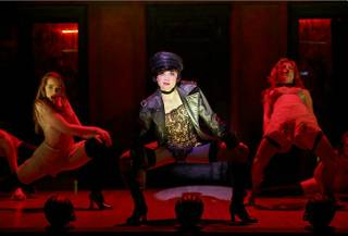 """Cabaret"" is at the Smith Center from Tuesday, June 14, through Sunday, June 19, 2016, in downtown Las Vegas."