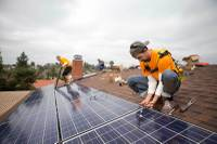 A recent study showed that Nevada was No. 4 in the nation for clean energy jobs.
