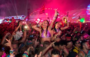 From house legend Armand Van Helden to EDM superstars Axwell and Ingrosso to ambient house upstart Tycho, Saturday night told the musical story of the two-decade festival.