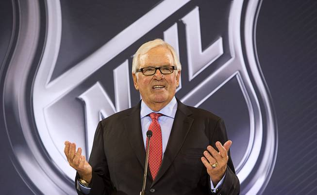 NHL Announces Las Vegas Team