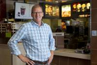 Tony Broadbent talks about his rise from a 16-year-old part-time employee to an owner of multiple restaurants, as well as his commitment to Ronald McDonald House Charities and what a pro sports team can do for Southern Nevada.