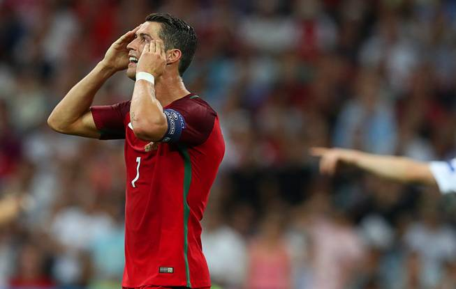 Portugal and Poland fans watch dramatic Euro 2016 penalty shoot-out