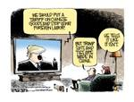 Smith's World: 070116 smith cartoon trump