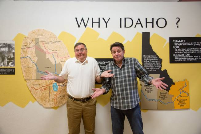 Idaho! The Comedy Musical