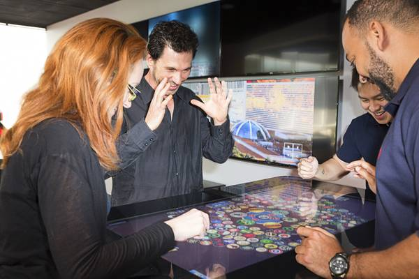 Casinos look to video games as a draw for millennials