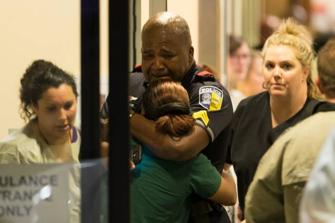 Here's What We Know About The Victims Of The Dallas Shooting