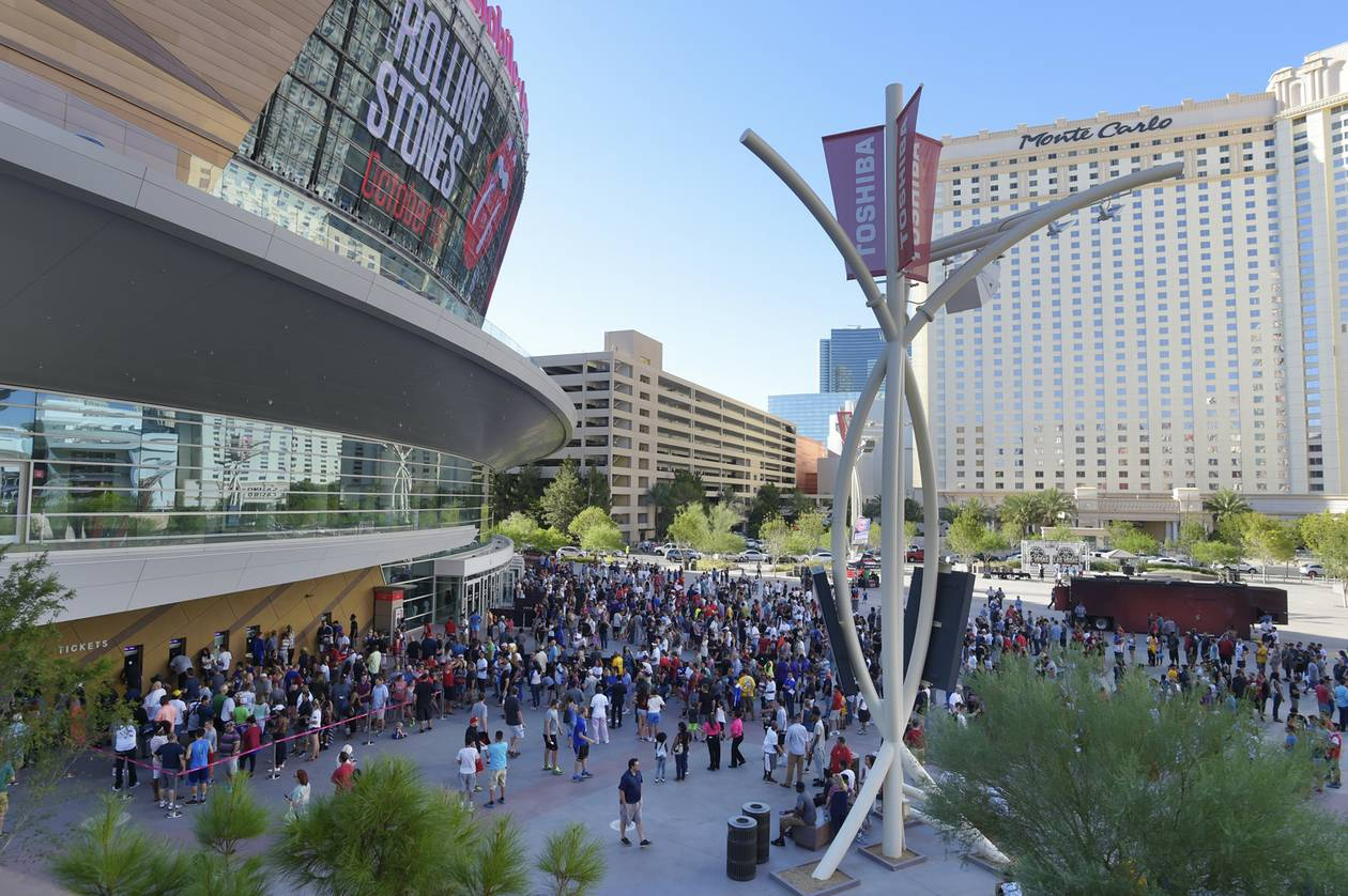 Since opening in April on the Strip, T-Mobile Arena has had a relatively smooth entry into the event game in Las Vegas. The first major hiccup came Friday night, when a slew of issues combined to leave many people standing outside in 100-plus degree heat while the USA Basketball vs. Argentina exhibition game was taking place ...