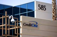 Credit One Bank will break ground on its new 152,000-square-foot headquarters in Las Vegas next month, the bank announced today.