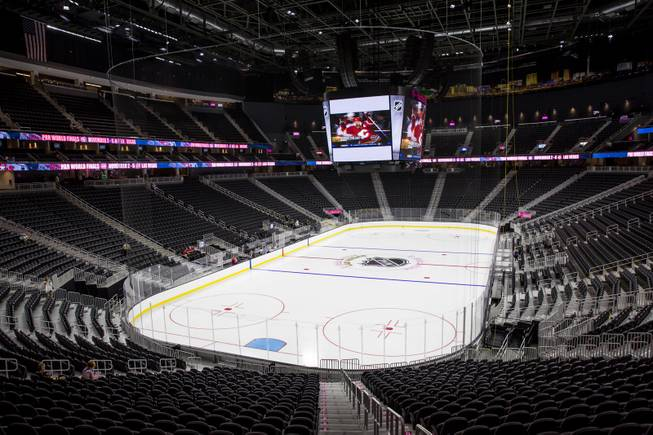 T-Mobile Arena NHL Open House