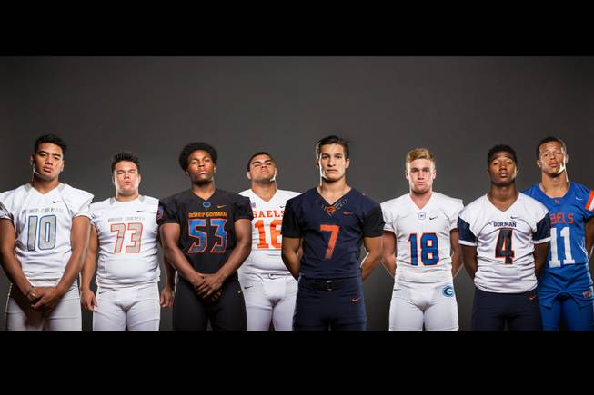Las Vegas Sun's HS Football Top 10