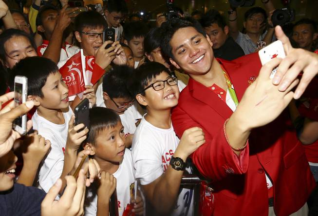 SAF grants NS deferment for Joseph Schooling to compete in Olympics 2020