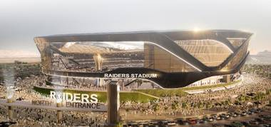 "Developers of a proposed NFL stadium in Las Vegas held firm that the public contribution for the project must be $750 million — or no deal. ""We are not negotiable,"" Las Vegas Sands President Rob Goldstein said during today's Southern Nevada Tourism Infrastructure Committee meeting. ""The numbers aren't going down. If we can't get $750 (million), we respectfully thank you and ..."