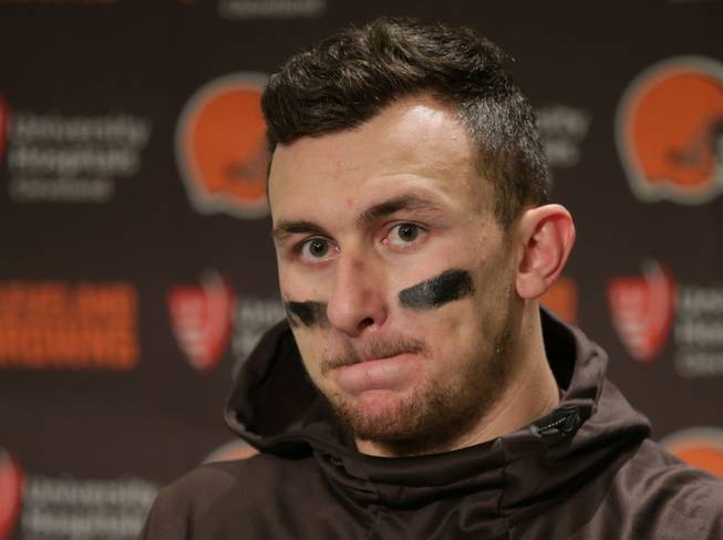 Johnny Manziel Returns To College - And Possibly Baseball Diamond?