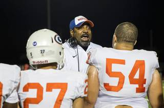 Bishop Gorman defeated St. John Bosco 35-20 at Veterans Memorial Stadium in Long Beach, Calif., on Friday, Sept. 9, 2016.