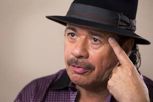 An Interview With Carlos Santana