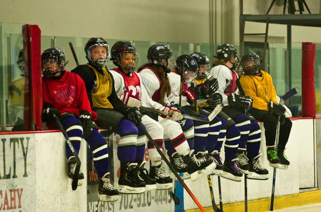 Youth Hockey In Las Vegas Will Get An Assist From Nhl Las Vegas