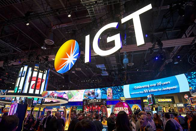 Recreational weed, sports betting in spotlight as G2E takes over