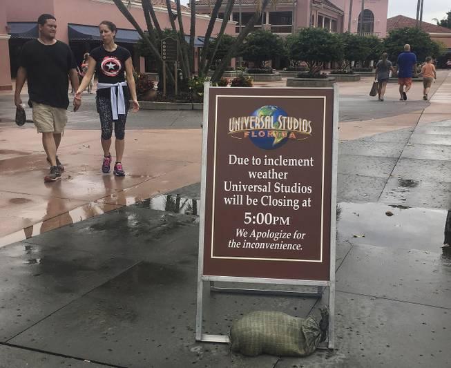 KC family waits in Florida as Hurricane Matthew approaches