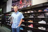 Jeff Brown, a Las Vegas local, opened his streetwear business in Summerlin in 2001. It has since moved to the Shoppes at Mandalay Bay, and although the customer base has shifted, some aspects of the store will never change.