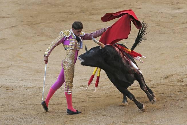 Spain's top court overturns Catalan bullfighting ban
