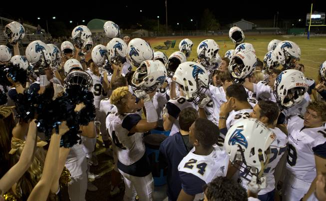 Foothill Players Celebrate Win