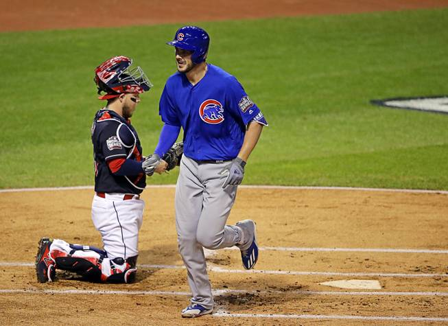 Chicago Cubs favored over Cleveland, Corey Kluber in Game 7