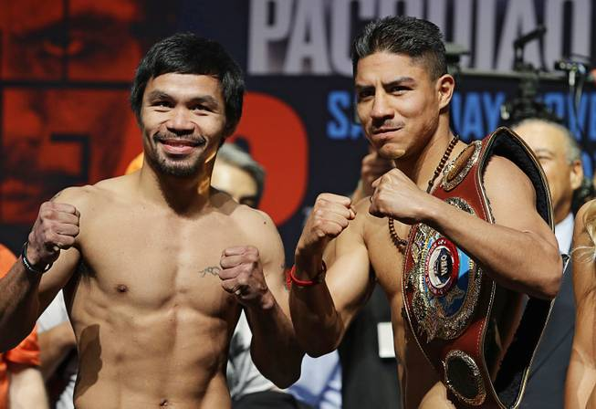 Amir Khan wants to put friendship aside, fight Manny Pacquiao
