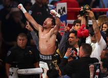 Pacquiao Defeats Vargas