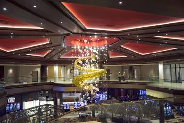 The Lucky Dragon will be opening Saturday night. The Asian-themed casino — on Sahara Avenue just west of the Strip — is the first ground-up resort built near the Strip in several years and has a grand opening scheduled for Dec. 3. However, the company has decided to ...