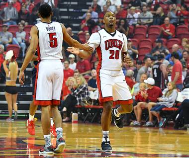 UNLV kept the game close the entire second half against visiting South Alabama but struggled with inconsistent play to lose 76-68 in Marvin Menzies' coaching debut. It was their first season-opening loss in 12 years ...