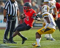 UNLV Edges Out Wyoming