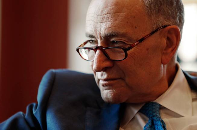 Chuck Schumer Says Donald Trump's Victory Is 'Not a Mandate'