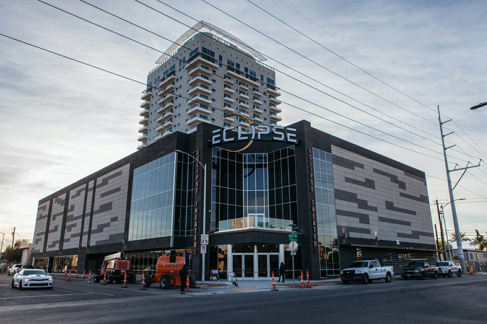 Eclipse Las Vegas >> What To Expect When Downtown S Eclipse Theaters Opens Next Week