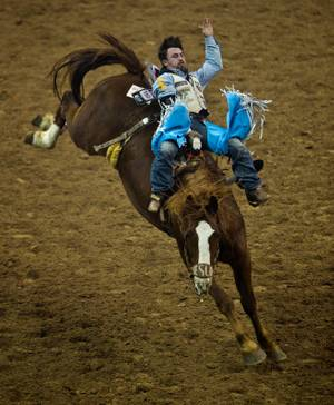 2016 Wrangler NFR Opening Night