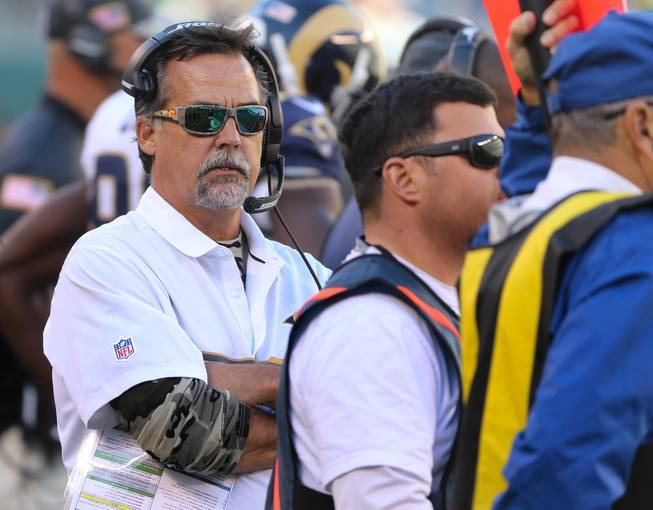Rams give coach Jeff Fisher contract extension