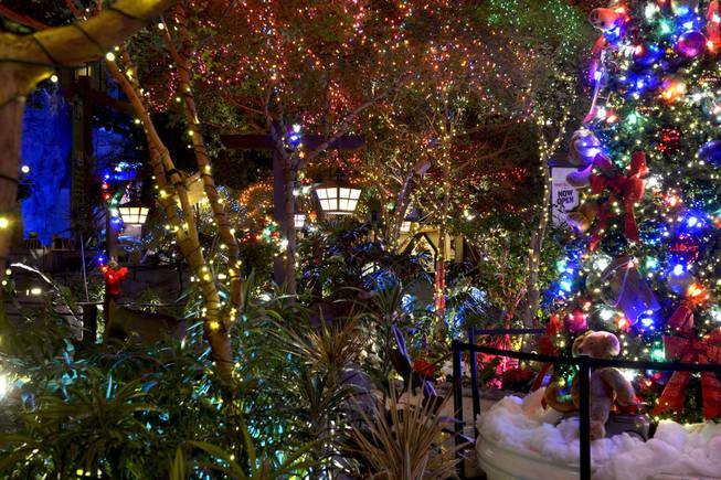 Las Vegas Christmas.Christmas In Las Vegas Host Of Things To Do Here During The
