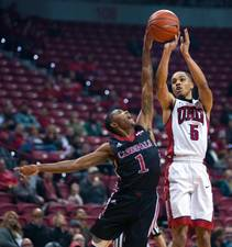 UNLV Dominates Incarnate Word