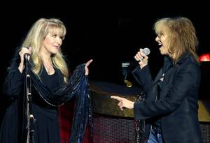 Stevie Nicks and Chrissie Hynde at Park Theater