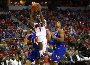 UNLV-Kansas basketball 2016