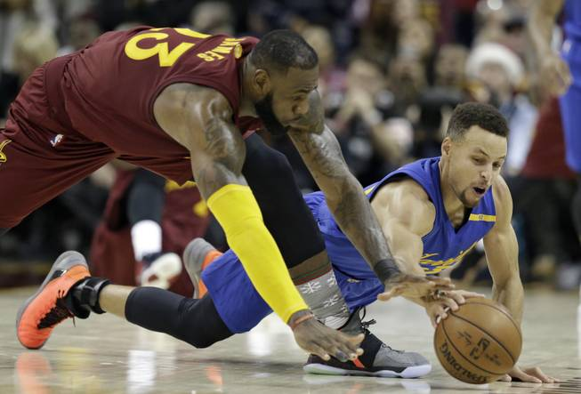 Cleveland Cavaliers vs Golden State Warriors schedule