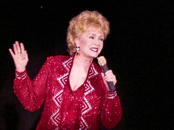 A campaign to save Debbie Reynolds Drive