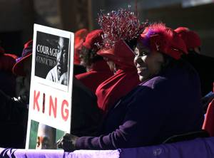 35th Annual Dr. Martin Luther King Jr. Day Parade