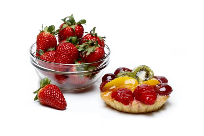 Do you know how much added sugar is in the tart, versus the naturally occurring sugar in the plain fruit?